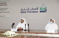 قطر توقع عقدا لأكبر مشروع غاز طبيعي مسال في العالم (صور)
