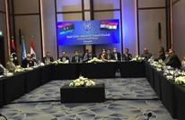 انتهاء ثالث جولة من مباحثات الدستور الليبي بمصر الخميس