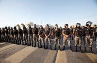 الأردن.. تكثيف أمني بمحيط السفارة الإسرائيلية