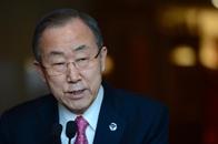 مطالب بمقاضاة كي مون لإدخاله الكوليرا إلى هايتي