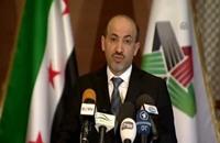"""""""الجربا"""" يدعو أصدقاء سوريا لتنفيذ الوعود بالتسليح (فيديو)"""
