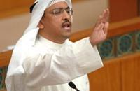 البراك لأمير الكويت: فقدت الكفاءة بإدارة الدولة