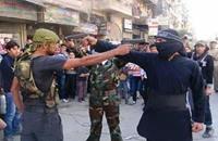 """""""النصرة"""" تتوعد """"داعش"""" وتصفها بـ """"الخوارج"""""""