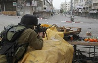 شهيد فلسطيني برصاص الاحتلال في الضفة الغربية