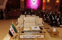 معارضون يهاجمون البرلمان العربي بعد الدعوة لإعادة نظام الأسد