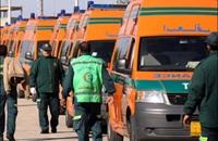 حادث دهس جماعي في محافظة المنوفية المصرية (شاهد)