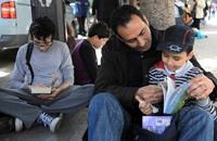 تظاهرة ثقافية في تونس للتشجيع على القراءة