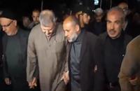 """مسيرة مشتركة لـ""""حماس"""" و""""الجهاد"""" بغزة (فيديو)"""