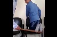 فصل معلم لبناني من السلك التربوي لوحشيته (فيديو)