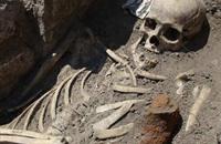 ولاية أريزونا: العثور على هيكل عظمي عمره 1800 سنة