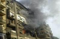القاهرة.. انفجار بشقة سكنية والقبض على مالكيها