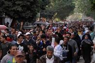 تواصل المظاهرات بمصر بالتزامن مع احتفالات الأقباط