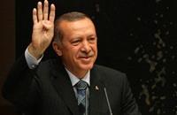 #فاز_أردوغان.. يغزو مواقع التواصل لتهنئة أردوغان
