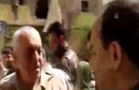 رئيس أركان الجيش السوري الحر يتفقد كتائب حلب (فيديو)