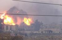هجوم لتنظيم الدولة بسبع عربات مفخخة في الرمادي بالعراق