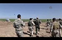 البيشمركة تدرّب المسيحيين العراقيين لمحاربة تنظيم الدولة (فيديو)