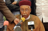 أعيان برقة يطالبون بأن تكون بنغازي عاصمة للدولة الليبية