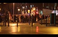 """""""بيغيدا"""" تنظم أول تظاهرة لها في إسبانيا (فيديو)"""