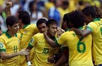 البرازيل تواجه المكسيك وهندوراس وديا