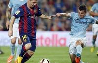 برشلونة يهزم ايبار بالدوري الإسباني