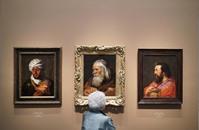 لوحات روبنز الفلمنكي للمجوس الثلاثة تجتمع في واشنطن