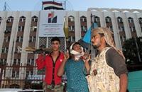 البنوك اليمنية تغلق فروعها في عدن بعد تعرضها لسرقات