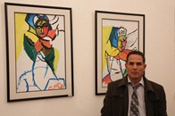افتتاح أول معرض للرسوم من إنتاج مرضى نفسيين في تونس
