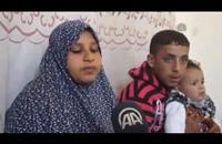 """يوم الأم ينكأ جراح """"أيتام غزة"""" (فيديو)"""
