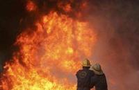 عمليات إجلاء بسبب حرائق غابات في واشنطن
