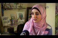 """""""شقيقان"""" من غزة يحولان موهبتهما في الرسم إلى """"فرصة عمل"""" (فيديو)"""