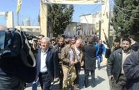 قوة أمنية فلسطينية تنتشر في مخيم المية ومية بلبنان