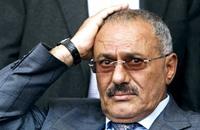 صالح يدعو الحوثيين للانسحاب والقبول بقرارات مجلس الأمن