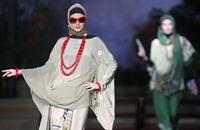 أول عرض أزياء لنساء مسلمات في إسبانيا