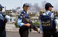 فصل 500 ضابط لتركهم الواجب عقب هجوم تنظيم الدولة بالأنبار