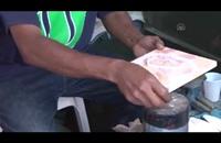 حرفيون مغاربة يحولون مادة الفضة الخام إلى حلي زاهية (فيديو)