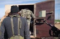 تسجيل لتنظيم الدولة عن المعارك مع الأكراد بريف الحسكة (فيديو)