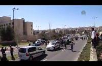 إصابة 5 إسرائيليين في عملية دهس بالقدس (فيديو)