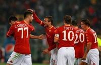 روما يتعثر ونابولي يتعادل مع إنترناسيونالي بالدوري الإيطالي