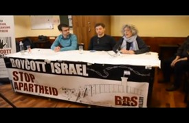 ناشطان يهوديان يطالبان أوروبا بوقف جرائم الحرب الإسرائيلية