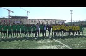 افتتاح بطولة دوري المدارس السورية لكرة القدم في إسطنبول