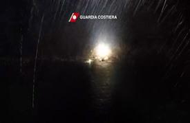 إنقاذ 28 مهاجرا في المياه القريبة من جزيرة ساموس اليونانية