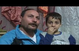 والد طفل سوري يعفو عن بائع تركي ضرب ابنه