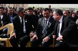 مدن شمال العراق تحيي الذكرى 28 لمجزرة حلبجة