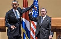 إشادة روسية برفض كاسترو تربيت أوباما على كتفه (فيديو)