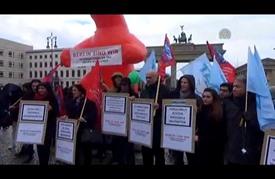 مظاهرة بألمانيا احتجاجا على التمييز والعنصرية في البلاد