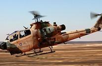 تحطم طائرة عسكرية أردنية دون وقوع ضحايا