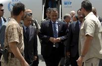"""ولد الشيخ يلتقي رئيس اليمن لاستعادة """"ثقة حكومته"""" بمساعيه"""