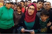 لاجئون سوريون وفلسطينيون يرفضون قرار إعادتهم لدولهم (فيديو)
