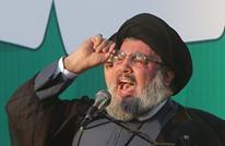 """نصرالله يهدد """"بقوة المقاومة"""" ويرفض مطالب المتظاهرين"""
