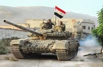 جيش الأسد يحاصر ثوارا قرب الجولان ويمهلهم 3 أيام للاستسلام